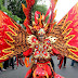 Enjoying Solo Batik Carnival in Solo city