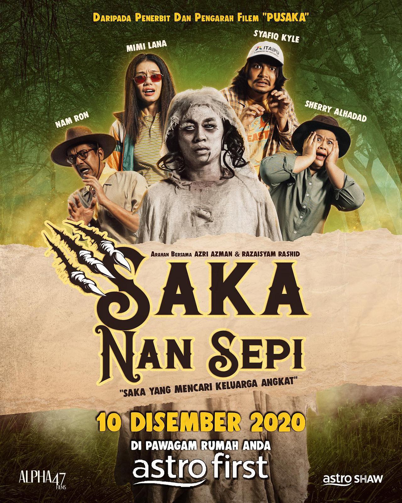 Filem Saka Nan Sepi