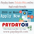How to Apply for Online Payday Loans with Bad Credit History?