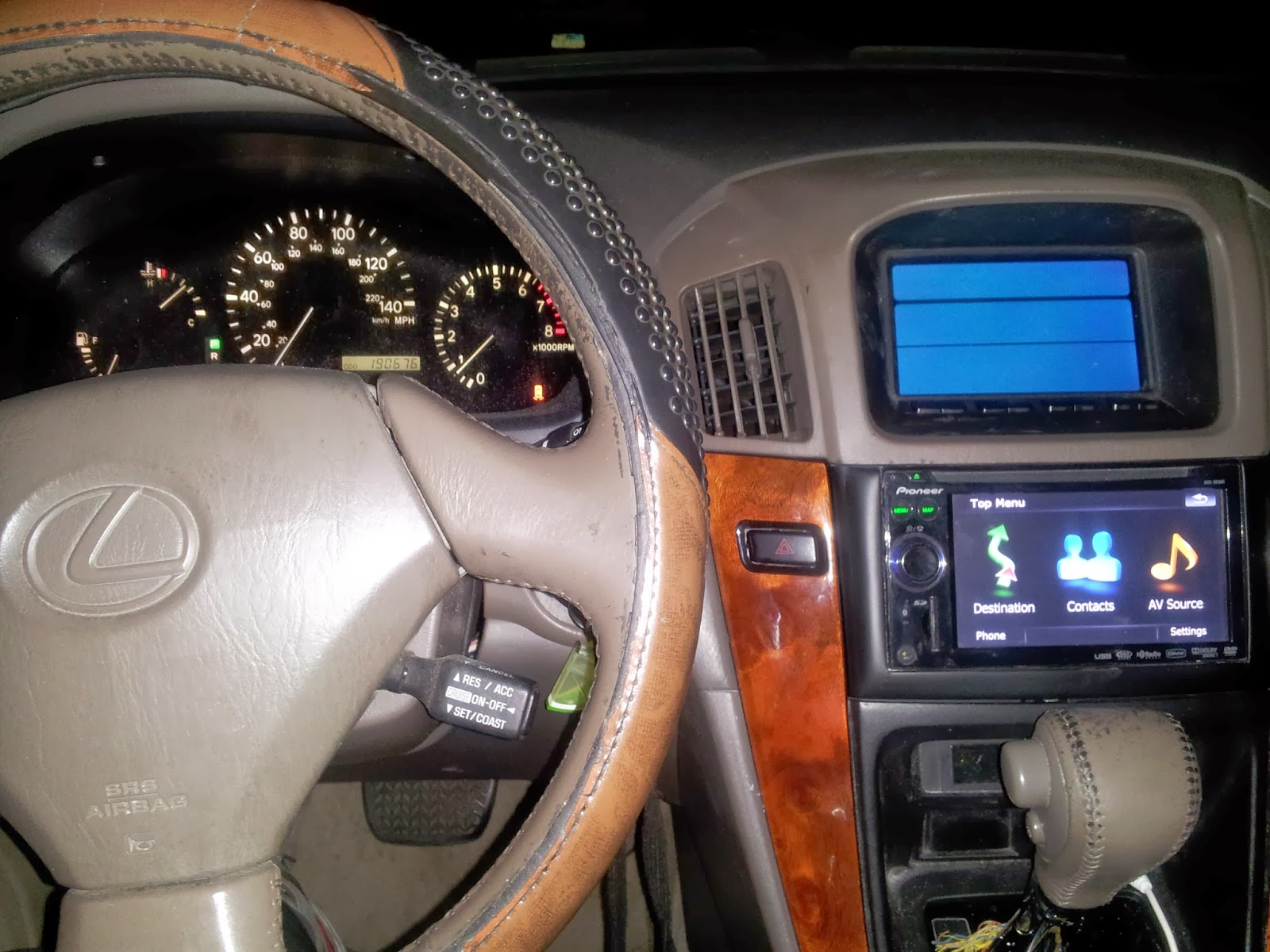 hight resolution of lexus rx 300 there is no kit available for this vehicle we