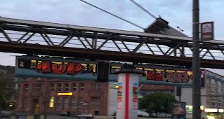 1UP x LYP - Rache für Tuffi | Schwebebahn Wuppertal Wholetrain im offiziellen Kurzfilm