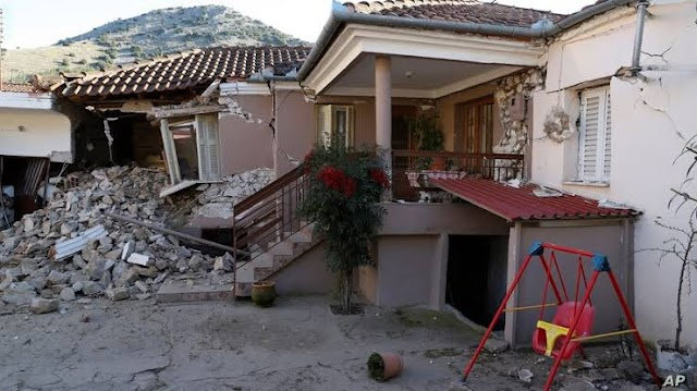 earthquake video 7.1 The earthquake earthquake hit the New Zealand