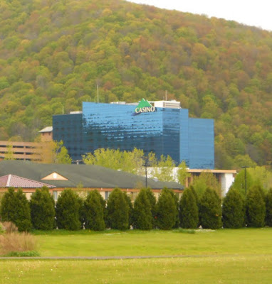 Seneca Allegany Resort & Casino in Salamanca New York