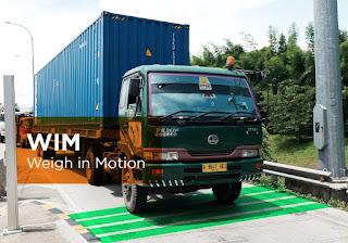 Gerbang Tol Dipasang WIM, Truck ODOL Dilarang Melintas