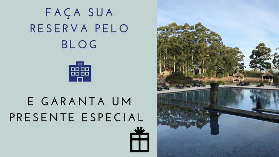 Reserve Hotel Hyatt Carmelo Resort & SPA e ganhe um presente