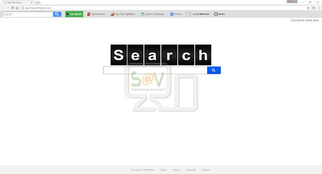 Search.searchliveson.com (Hijacker)