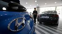 Kekurangan Cip, Produksi Hyundai Terganggu Mulai April