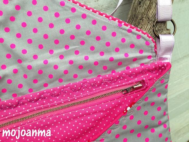 kreativlabor berlin, mojoanma, rosa, reißverschluß
