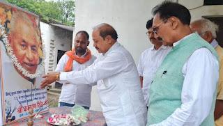 कल्याण सिंह राम मंदिर आंदोलन के सच्चे नायक रहे:बीपी सरोज | #NayaSaberaNetwork