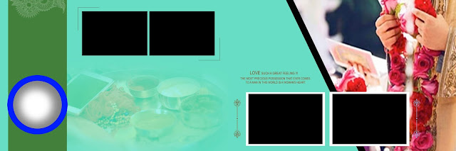 VOL 4 2019-20 Indian Karizma album Design 12x36 Psd Templates Free download