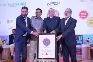 1st Fisheries Award