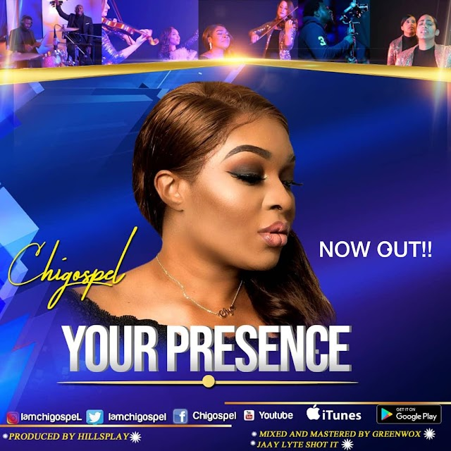 """[NEW MUSIC] Chi-Gospel Breaks Into The New Year With """"Your Presence"""" (+ Official Video) 