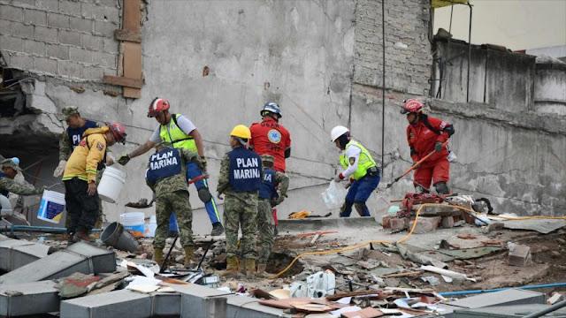 ¡Vean cómo el terremoto impactaría economía de México!