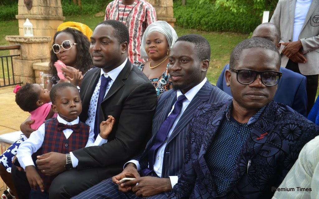 Adams Oshiomhole children