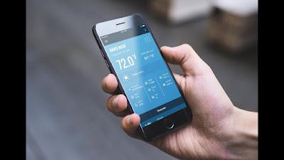 WeatherLink Live Smart Phone App