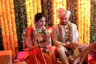 Cricketer Manish Pandey Marriage