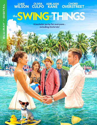 The Swing of Things [2020] [DVD R1] [Latino]