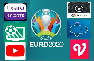 Nonton Piala Eropa Gratis Melalui Android! Berikut Aplikasinya