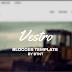Vestro Responsive Blogger Template