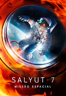 Salyut-7: Missão Espacial - BDRip Dual Áudio