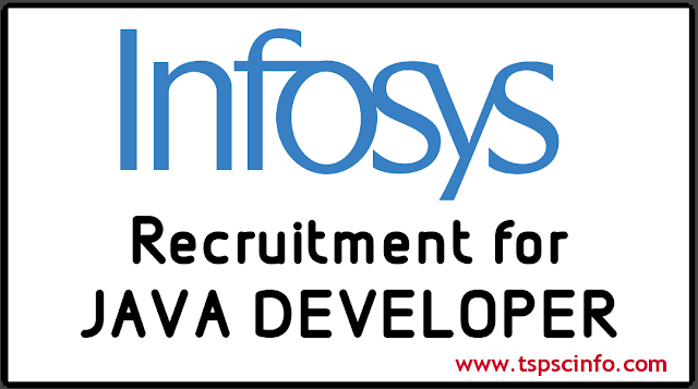 Infosys Recruitment Java Developer – Senior Systems Engineer