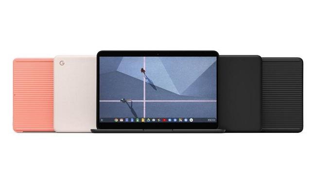 جوجل تكشف عن لابتوب Pixelbook Go بتصميم فريد بسعر 649 دولارًا