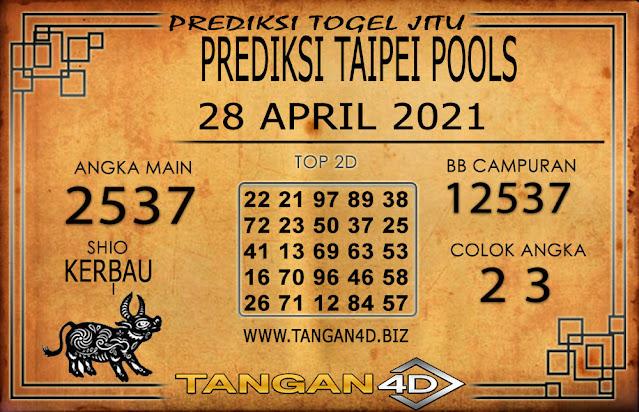 PREDIKSI TOGEL TAIPEI TANGAN4D 28 APRIL 2021