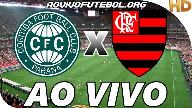 Assistir Coritiba x Flamengo Ao Vivo
