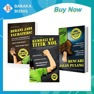 Paket Buku Trilogi Saptuari Sugiharto - Buku Original Billionaire Store