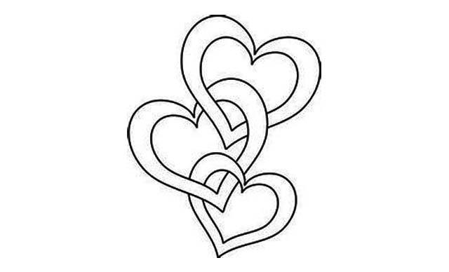 dibujos faciles amor corazonez