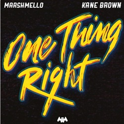 One Thing Right – Marshmello e Kane Brown Mp3