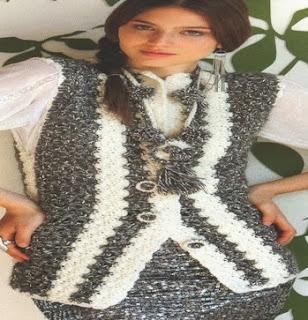 http://patronesparacrochet.blogspot.com.es/2014/01/chaleco-crochet-matizado-patron.html