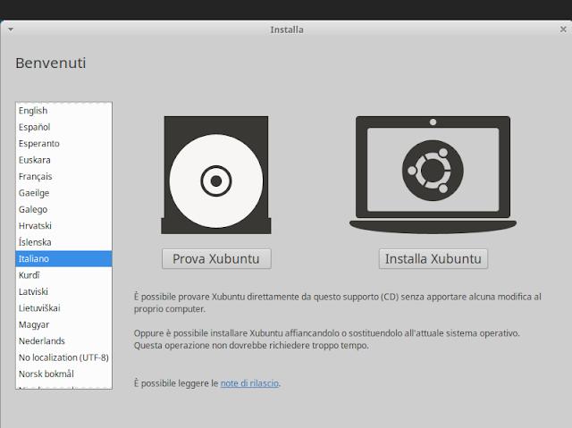 Usare Ubuntu per recuperare i file