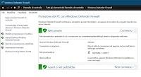 Bloccare l'accesso internet per un programma col Firewall Windows