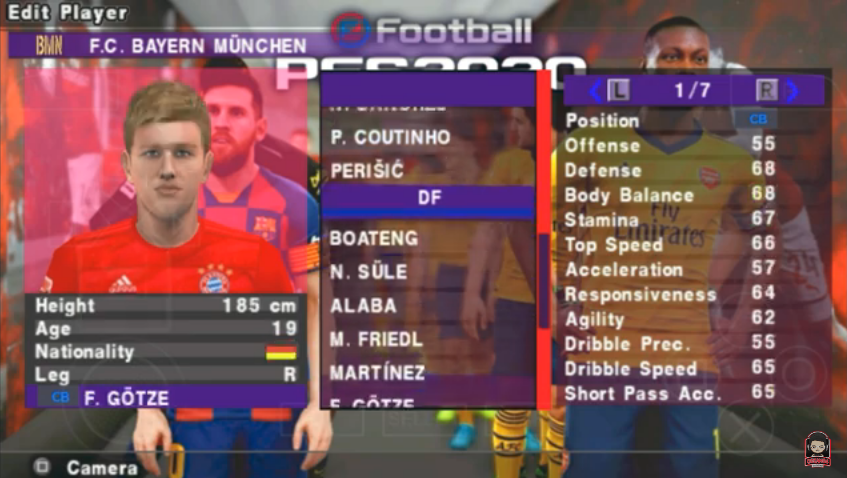 Pes 2020 English Version Lite 300 Mb Ppsspp Socceroid