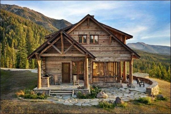 foto casa madeira rustica 20