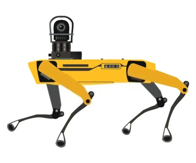 Spot Robot Teknologi Canggih Terbaru