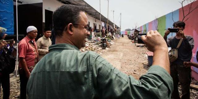 Gubernur Anies Bakal Bangun Kampung Akuarium yang Digusur Ahok