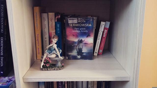 """Cytaty z książki Doroty Terakowkiej """"Tam gdzie spadają anioły"""""""