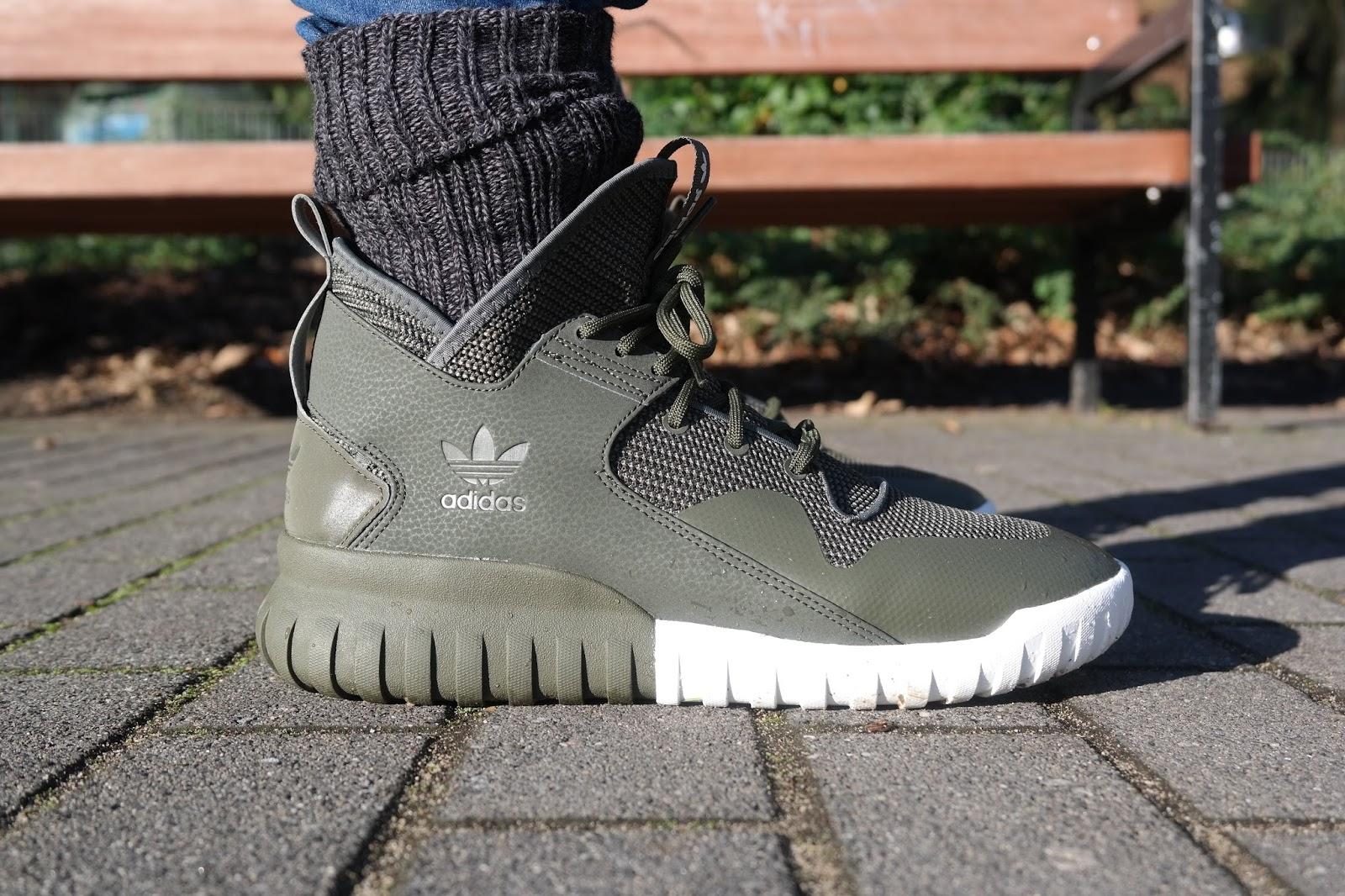 01497e35910d Den Schuh könnt ihr in verschiedenen Colourways exklusiv bei eurem Foot  Locker Store oder im Online-Shop finden. FOOT LOCKER EXCLUSIVE ADIDAS  TUBULAR ...