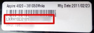 Apa Itu Serial Number Laptop?    Serial number pada laptop adalah kode atau id  identitas yang dimiliki oleh setiap perangkat yang berfungsi juga untuk membedakan perangkat satu dengan perangkat yang lain.    Serial Number biasanya terdiri dari 22 karakter gabungan dari huruf dan juga angka.  Terkadang serial number bisa juga digunakan untuk memperbaiki authorizes services, mengecek keaslian produk, dan kebutuhan lainnya.