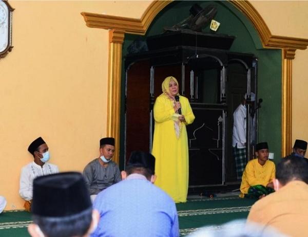 """Safari Ramadhan: Wagub Kepri Berkunjung Ke Natuna, """"Kita Harus Terus Berinovasi"""""""