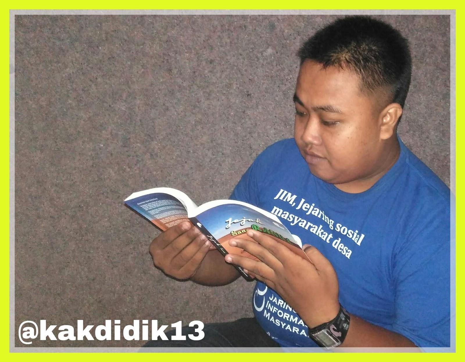 Membaca Buku Jejak Sang Rasul Karya Joyojuwoto