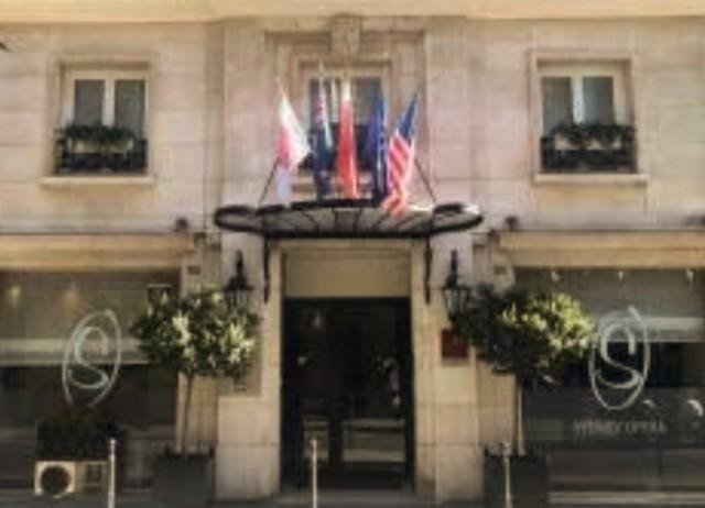 فندق كلير باريس 3 نجوم