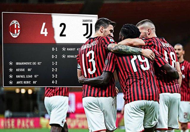 Klasemen Liga Italia Usai AC MIlan Juve-IGil_milan_siamo_noi_