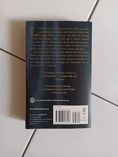 Blurb The House of Silk - Anthony Horowitz