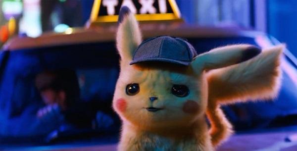 Detective Pikachu: primer trailer de la película