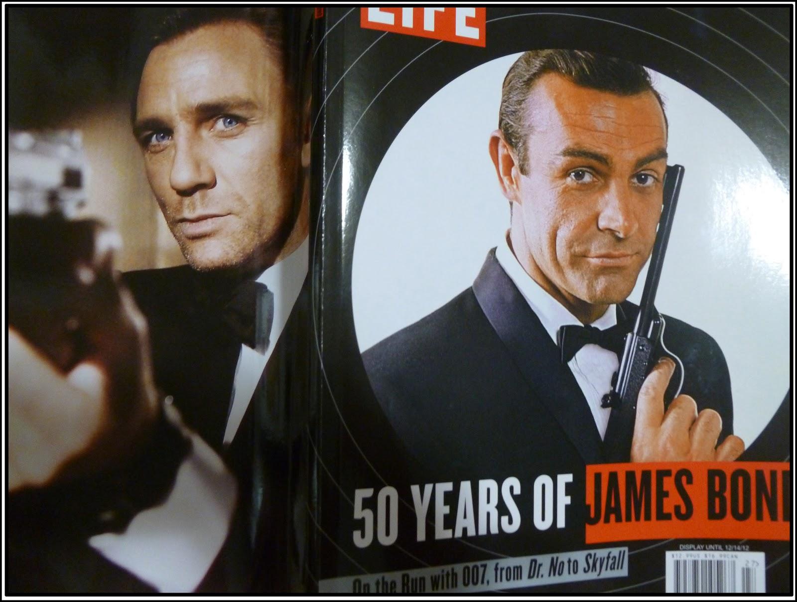 James Bond Name