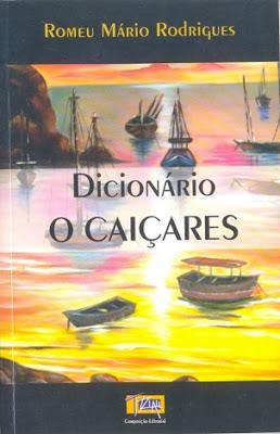 O Caiçarês: dicionário caiçara de Cananeia