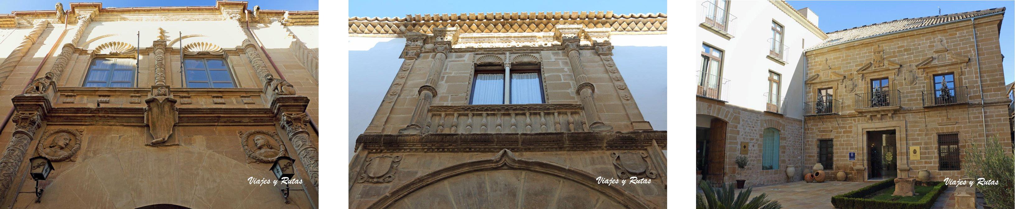 Palacios de Úbeda